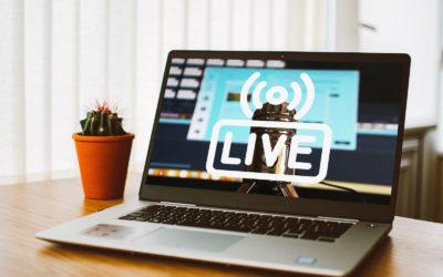 Pfeffel & Partner streamen Ihre Veranstaltungen in die Home-Offices und Wohnzimmer