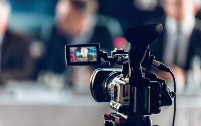 Ein Live-Stream Event geplant? – wir helfen Ihnen dabei!